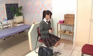 Hot Petite Japanese Teen In Schoolgirl Uniform Fucked During Interview - Part 3 / 5